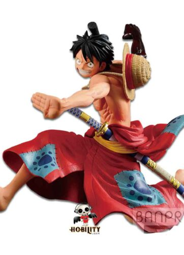 One Piece - Monkey D. Luffy