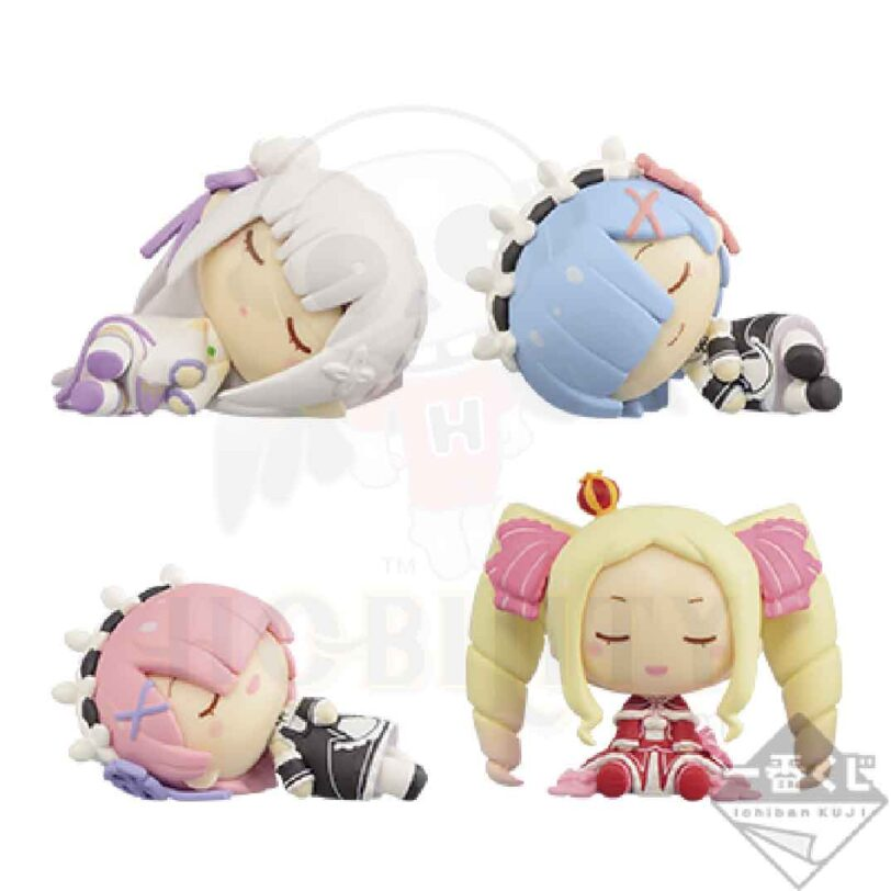 Re:Zero - Starting Life in Another World Slumber Tea Party