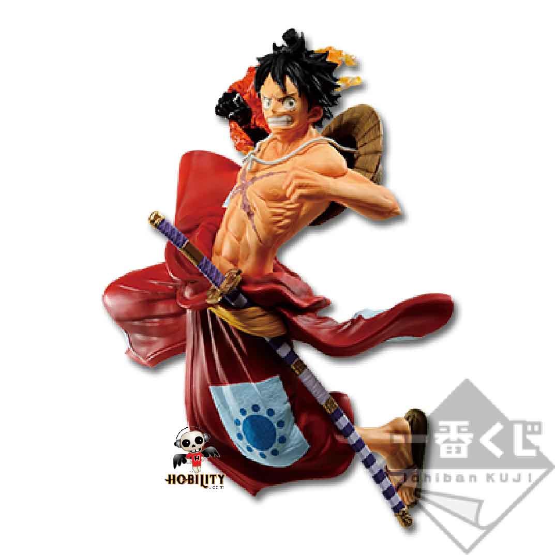 ONE PIECE figure Zoro Juro Ichiban kuji B full blow BANDAI
