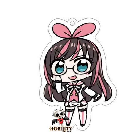 Kizuna AI - Acrylic keychain mascot