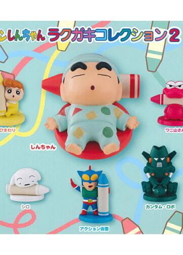Crayon Shin-chan Rakugaki Collection Part.2