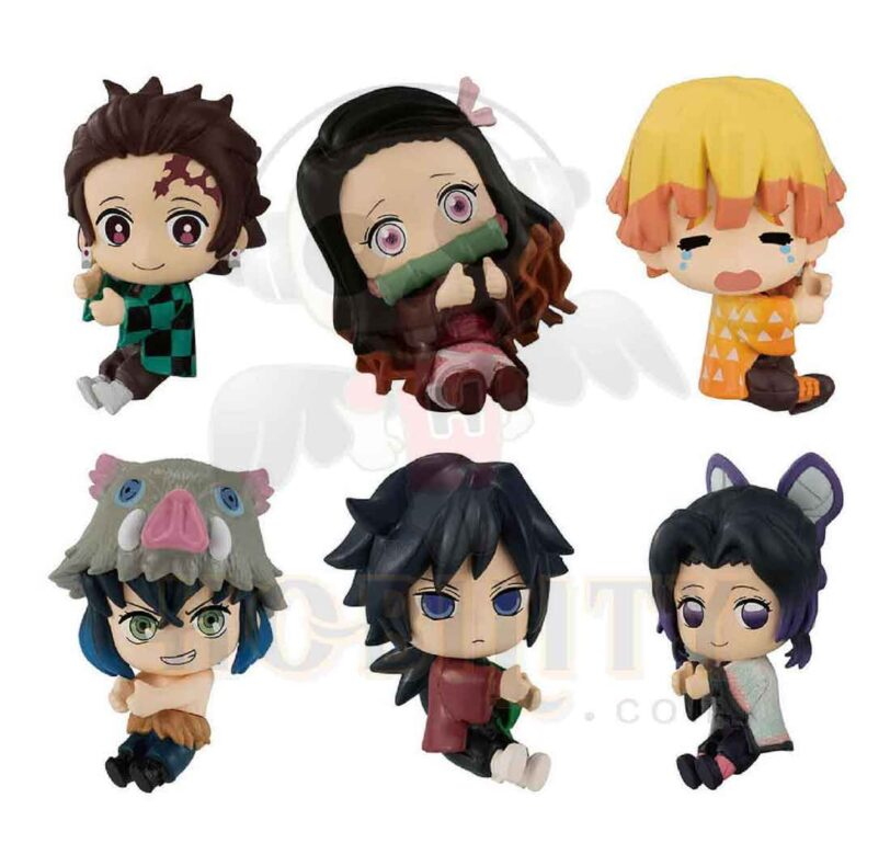 Demon Slayer Hugcot Cable Accessories
