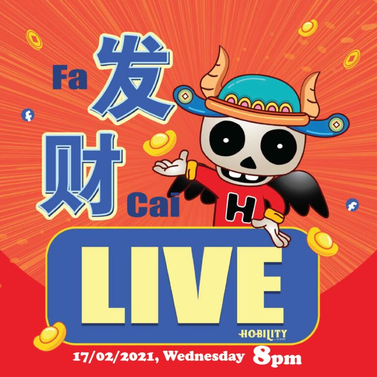 Hobility FB live