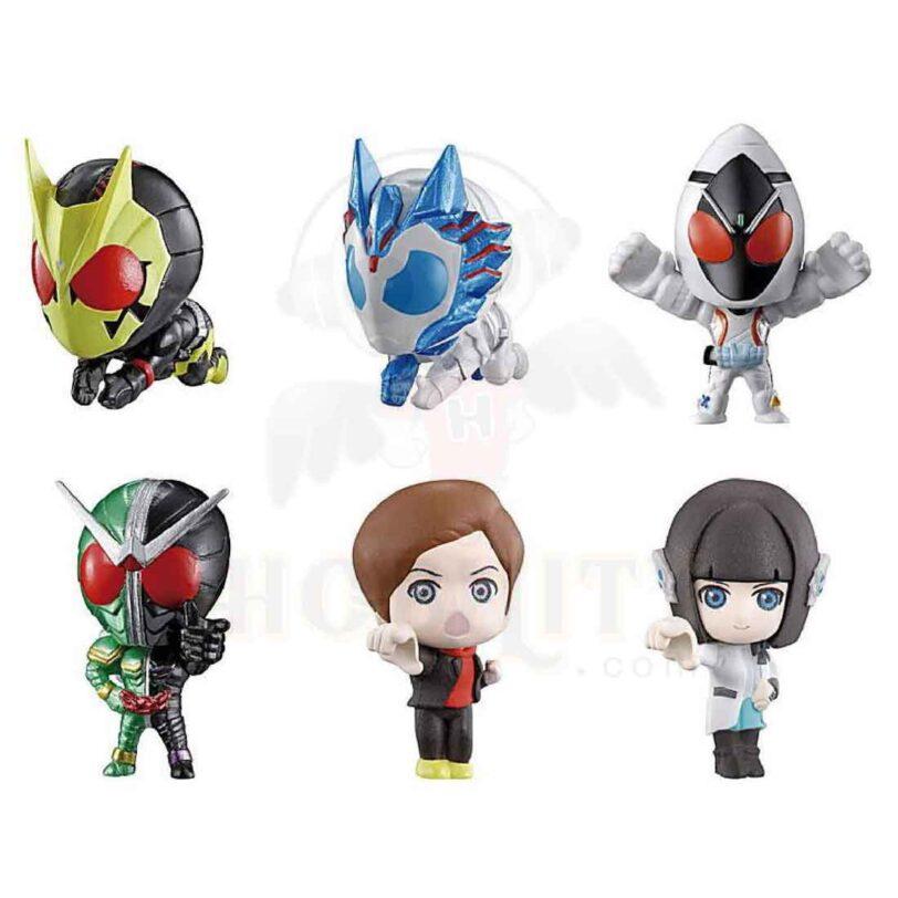Hugcot Kamen Rider 01