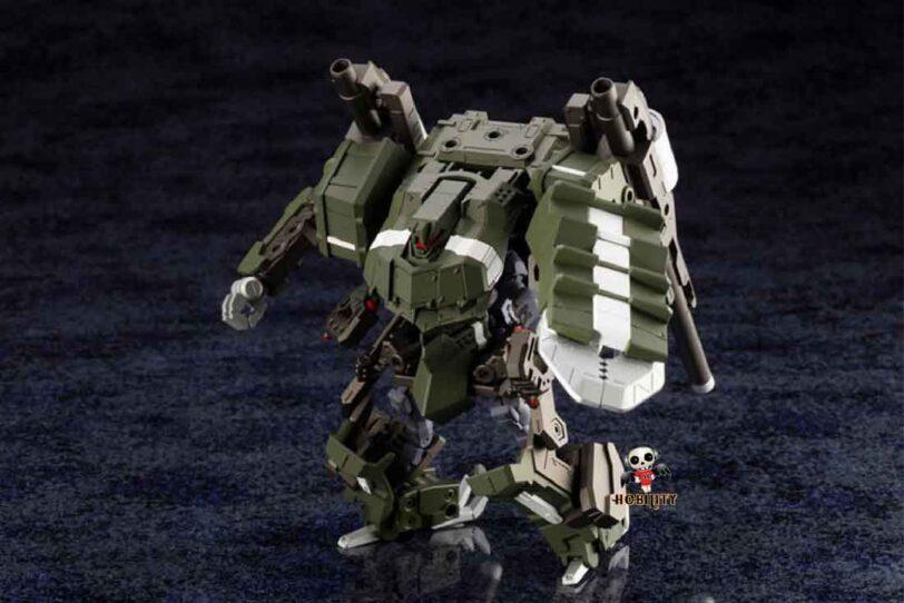 Hexa Gear 1/24 Definition Armor Blazeboar Kit Block