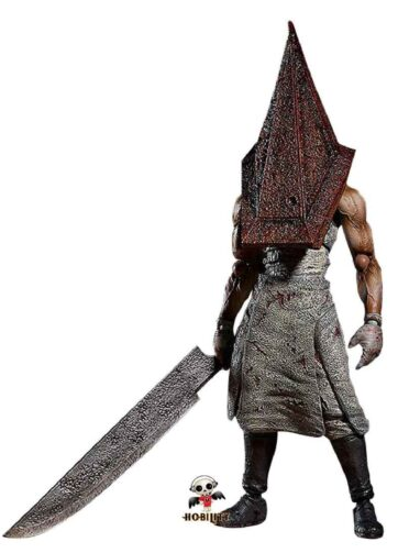 Silent Hill 2 - Red Pyramid Thing