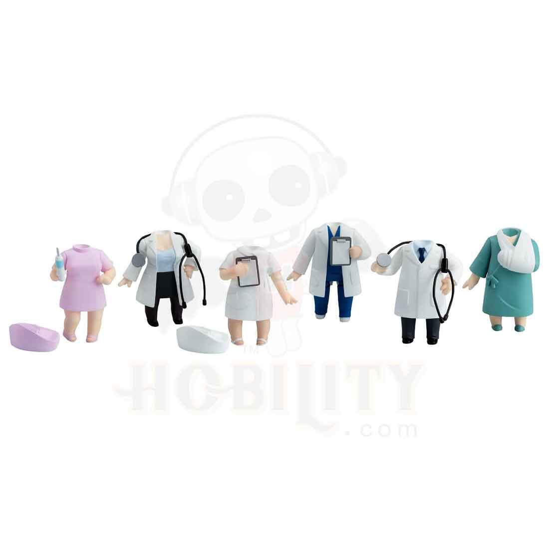 dress up CLINICA blind box Good Smile Company NENDOROID di più