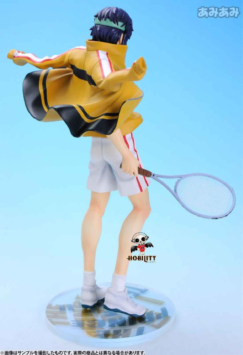 The New Prince of Tennis: Seiichi Yukimura