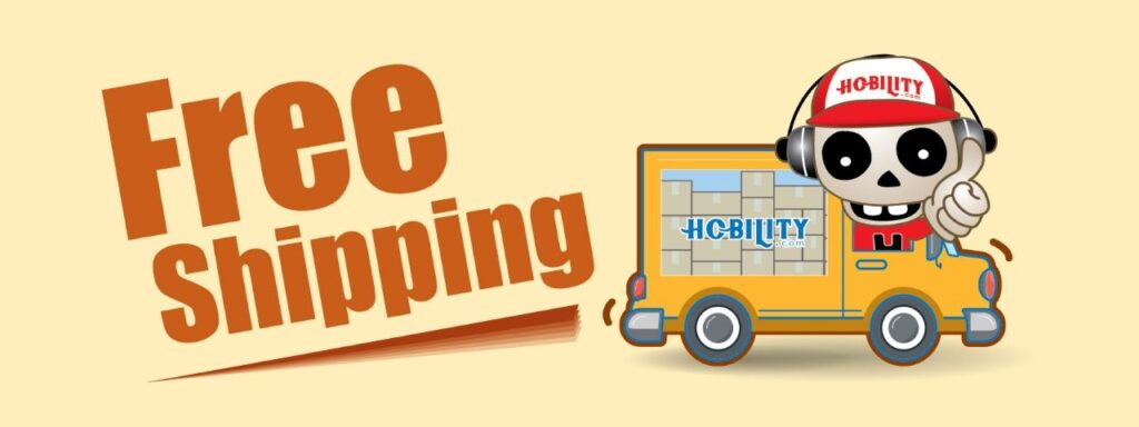 Hobility Free Shipping