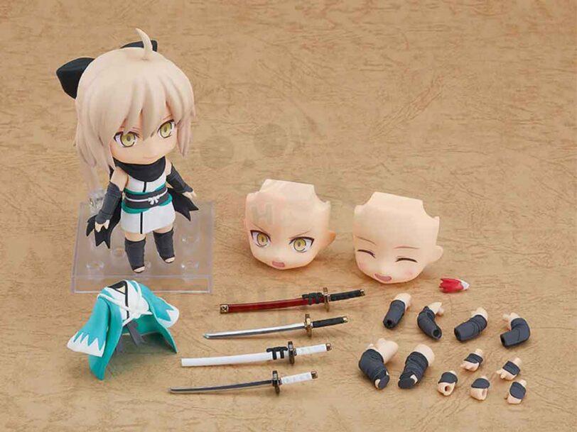 Fate/Grand Order - Saber/Souji Okita