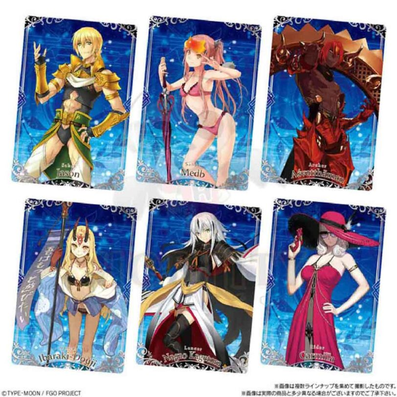 Fate/Grand Order Wafer 9