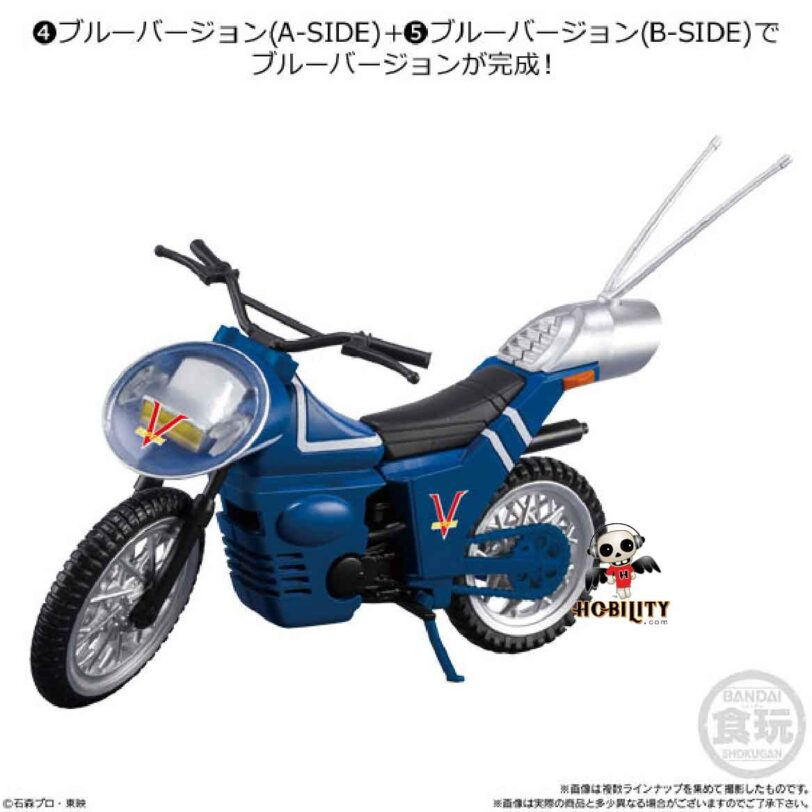 SHODO-X Kamen Rider 10