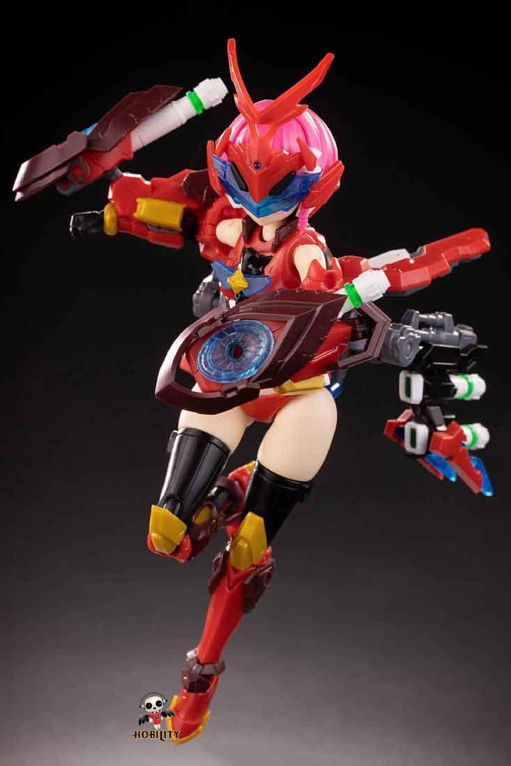 ATK Girl 02 - Heracross