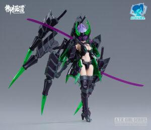 1:12 Scale A.T.K. Girl Arachne 2.0