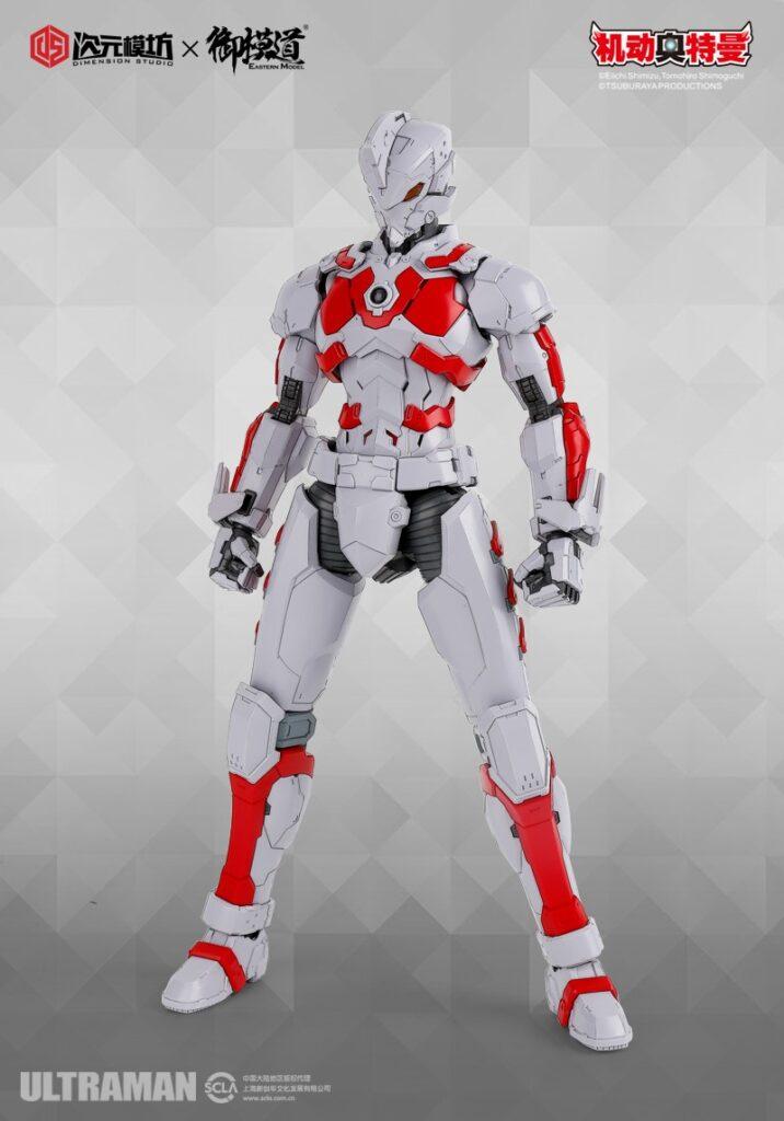 1/6 Scale Ultraman Ace