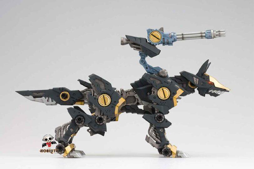 HMM ZOIDS RZ-046 Shadow Fox