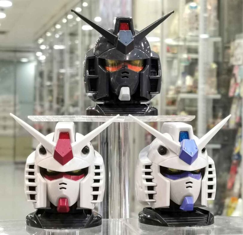 Exceed Model Gundam Head