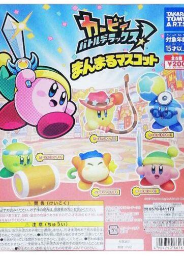 Kirby's Adventure Battle Deluxe