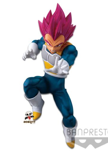 Dragon Ball Super - Super Saiyan God Vegeta