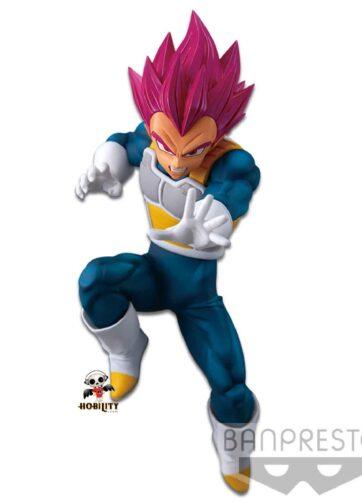 Dragon Ball Super - Super Saiyan God Vegeta