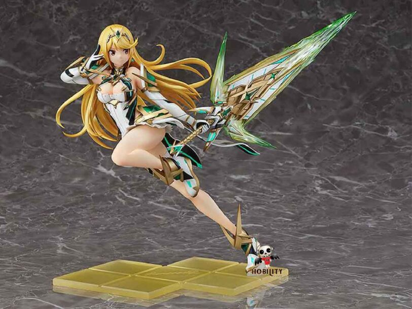 Xenoblade Chronicles - Mythra
