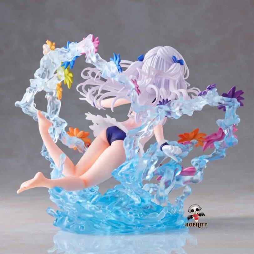 """Fuzichoco Illustration """"Water Prism"""""""