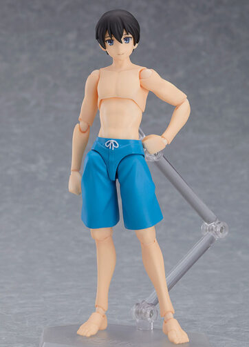 Male Swimsuit body (Ryo)