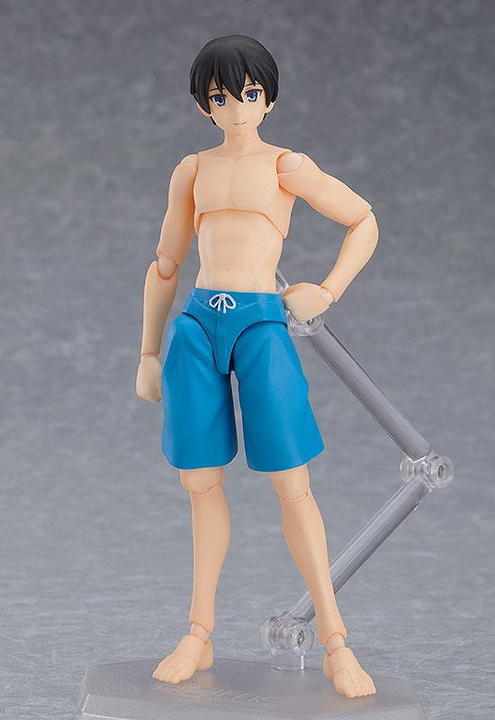 Male Swimsuit body (Ryo)