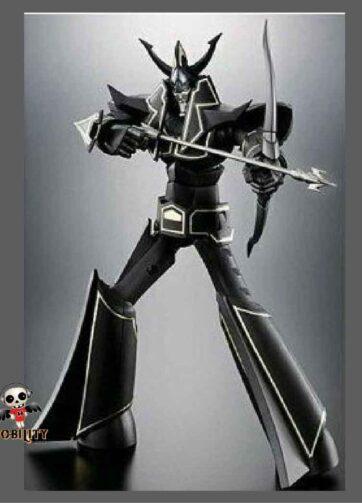 Super Robot Chogokin Black Reideen