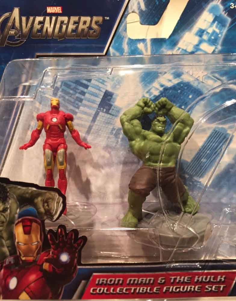 Marvel Avengers - Iron Man & Incredible Hulk