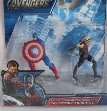 Marvel Avengers - Captain America & Hawkeye