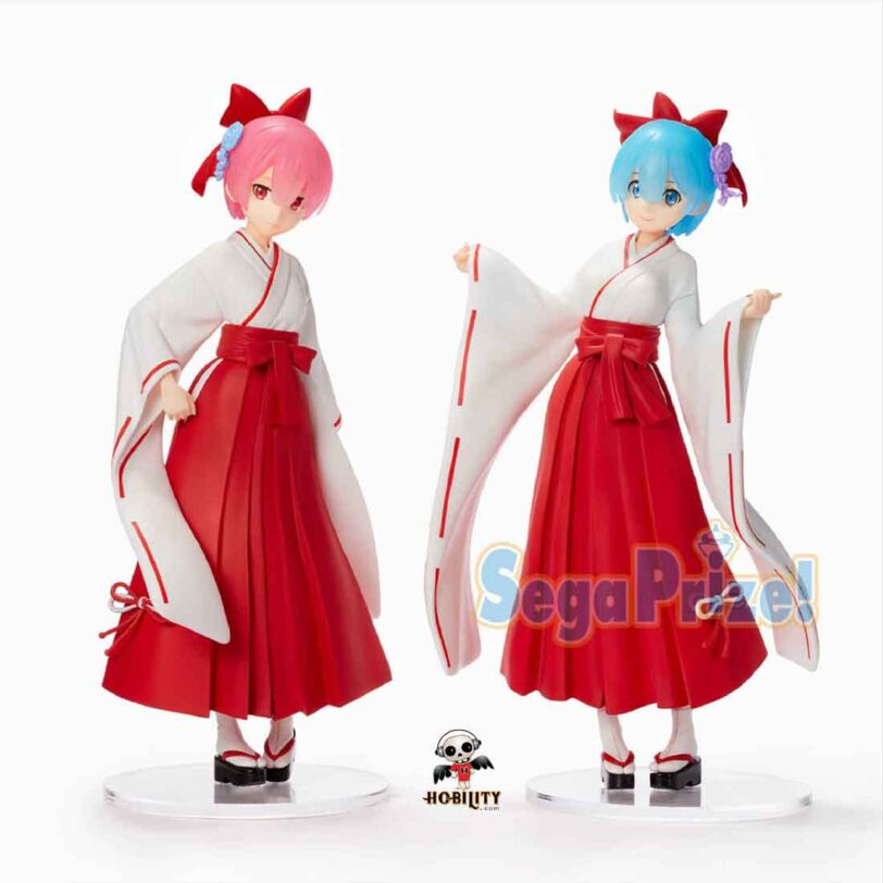 Re:Zero Starting Life in Another World - Rem & Ram