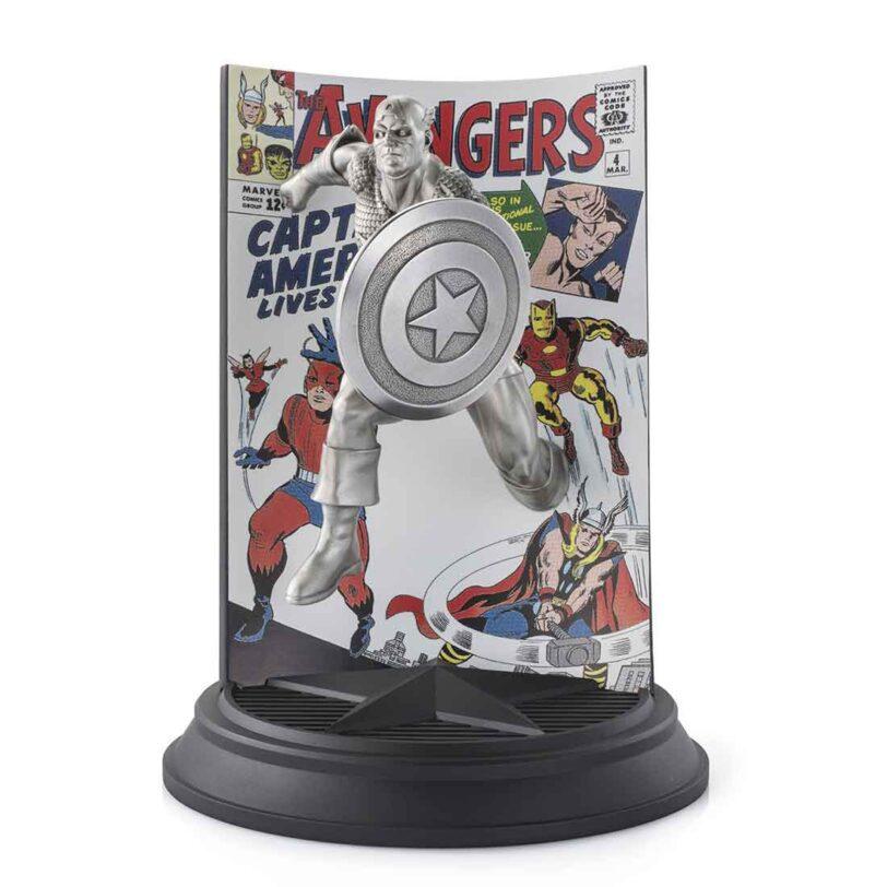 Captain America The Avengers