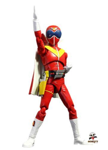 Himitsu Sentai Goranger (Super Sentai) - Akarenger