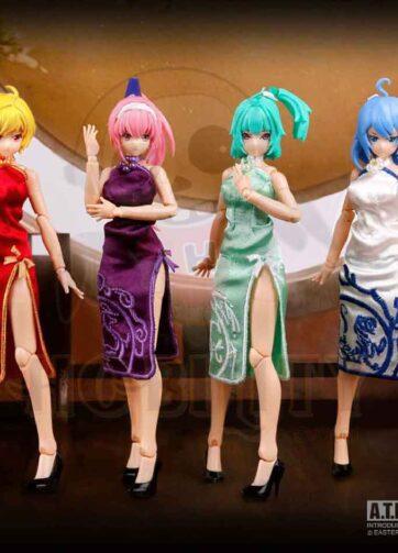 ATK Girl the Four Holy Beast 四聖獣