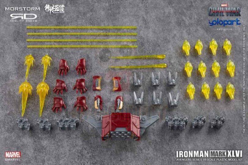 Marvel Captain America Civil War - Ironman
