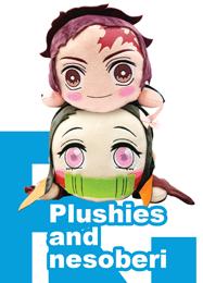 Plushies & Nesoberi