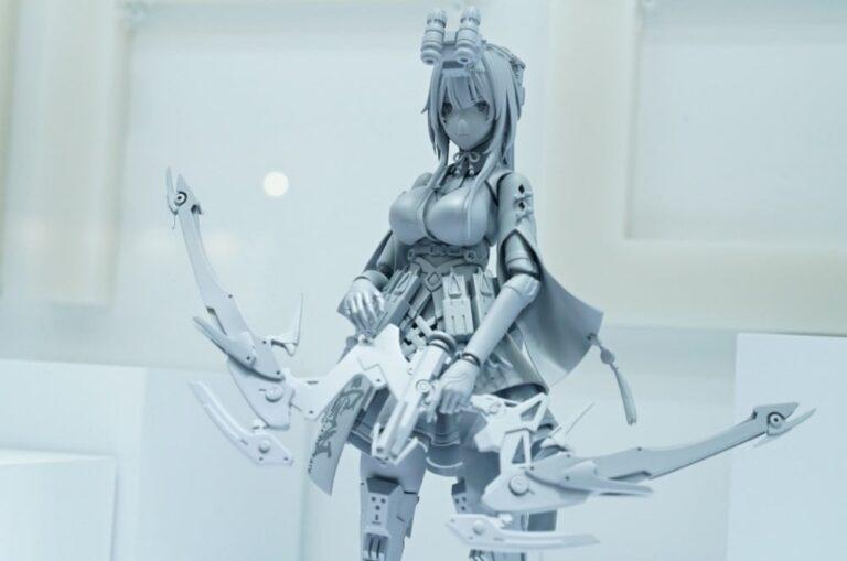 Apex Toys - Arctech 1/8 - Punishing Gray Raven - Bianca Verity