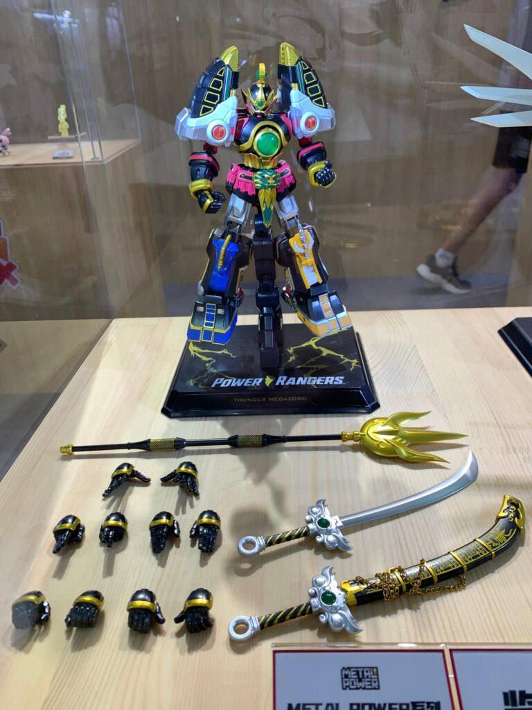 Innovation Point - Metal Power - Dairenoh, Ohranger Robo