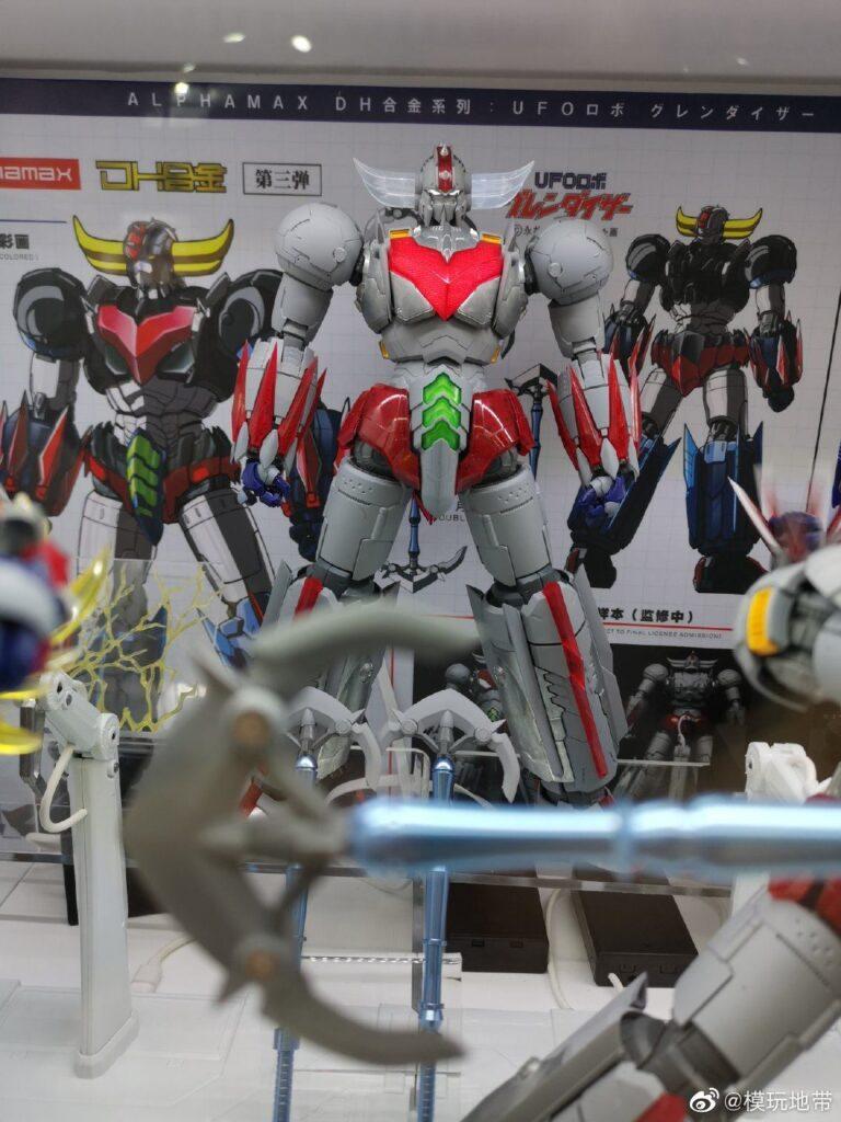 Alphamax x Dimension Hobby - DH Gokin - Grendizer