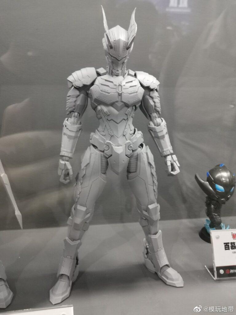 Eastern Model - Ultraman Suit Zero Ultimate Aegis