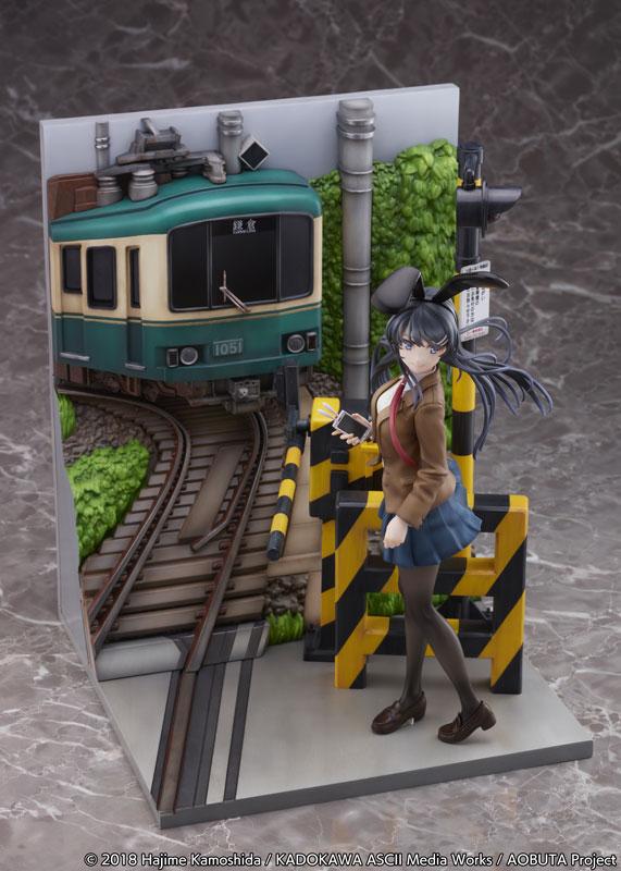 Rascal Does Not Dream of Bunny Girl Senpai - Mai Sakurajima