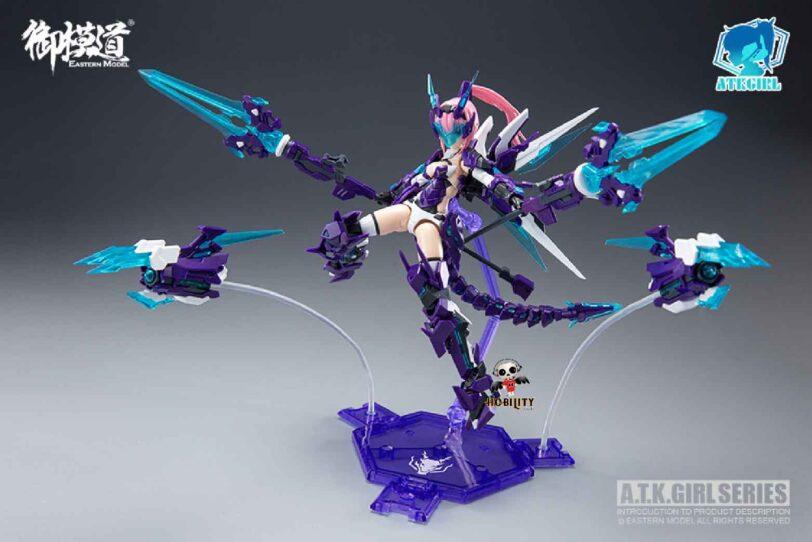 A.T.K. Girl - Azure Dragon (青龙)