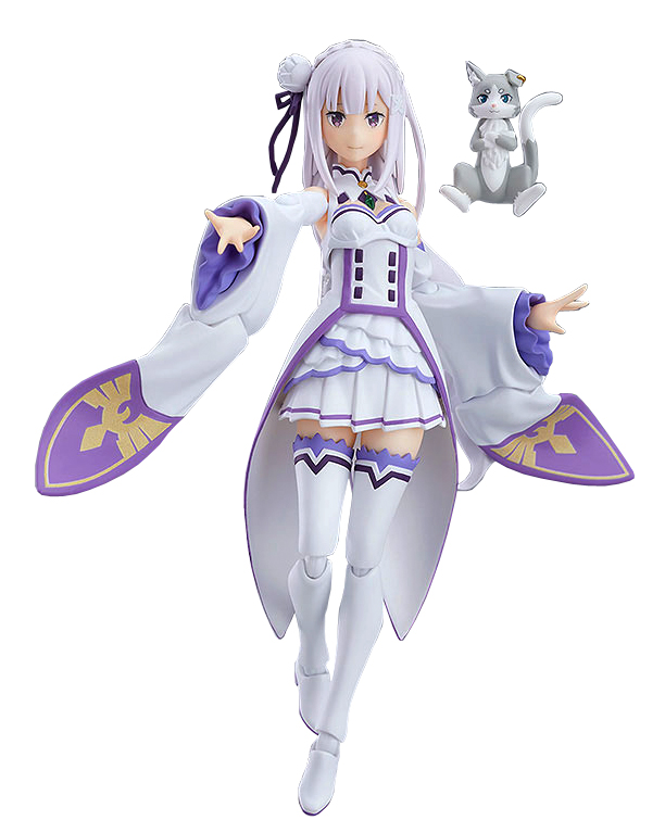 Re:Zero Starting life in another world - Emilia